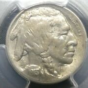 1913 S Type-2 5c Buffalo Nickel Five Cents Certified Pcgs Au58 Us Mint Coin