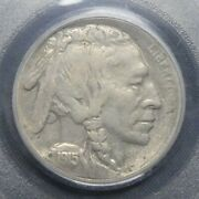 1915 S 5c Buffalo Nickel Five Cents Certified Pcgs Xf45 Us Mint Coin