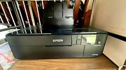 Epson Surecolor P600 Color Inkjet Large Format Photo Printer + Tons Of Ink
