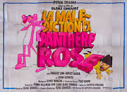 Revenge Of The Pink Panther 10x13 Ft Giant Billboard Original Movie Poster 1978