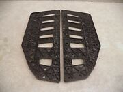 2013 Polaris Sportsman 850 Xp 3 Left And Right Footwell Support Pads