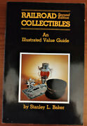 Railroad Collectibles Stanley Baker Collectible Books 1981