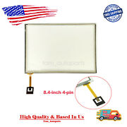 New 8.4 Touch Screen Glass Digitizer For Chrysler Dodge Ghibli Rb5 Re2 Radio