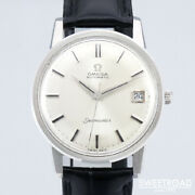 Omega Seamaster Ref.166.003 Vintage Cal.565 Date Automatic Mens Watch Auth Works