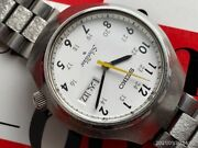 Seiko 6306-806a Vintage Overhaul Silverwave Ss Automatic Mens Watch Auth Works