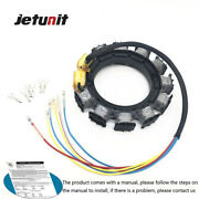 16amp Outboard Stator For Mercury 1989-199730jet4080100115120and125hp-4cyl