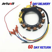 15amp Outboard Stator For Mercury/mariner 1980-1988 2stroke/6cyl 398-5454a11