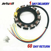 9amp Outboard Stator For Mercury/mariner 1994-1996125hp-4cyl174-8778k1