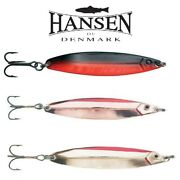 Hansen Pilgrim Sd Lures Prey Lure Trout And Salmon In Still Water Brass Plate