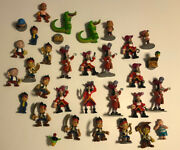 32 Jake And The Neverland Pirates Figures Pvc