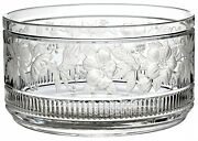 Waterford Master Craft Holiday Garland Bowl For 2019 New 40035490 Made Ireland