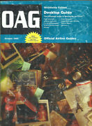 Oag Official Airline Guide Worldwide Timetable 10/95 [1043]