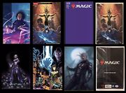 Magic The Gathering 1 Comic Book Collectors Pack From Boom