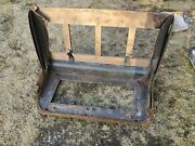 1928-31 Ford Model A Coupe Seat Original 28 29 30