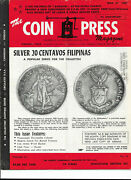 1961 Coin Press Mag Barber Seated Silver Gold Dollars Halves Quarters Indians