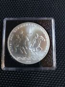 1978 Ussr Olympics Equestrian Sports 10 Rubles Proof Silver Coin