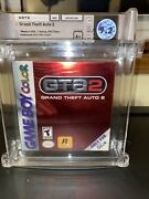 Grand Theft Auto 2 Game Boy Color, 2000 Sealed New Gta 2 Wata 9.2+ Mint Obo