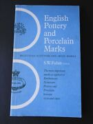 Vintage English Pottery And Porcelain Marks Incl. Scottish And Irish Marks Fisher