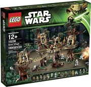 Lego Star Wars 10236 Ewok Village New And Factory Sealed