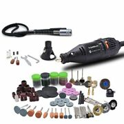 Electric Drill Dremel Grinder 180w Engraving Pen Grinder Mini Drill Rotary Tool