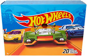 Hot Wheels 20-car Pack Of 164 Scale Vehicles Gift For Collectors And Kids Ages 3