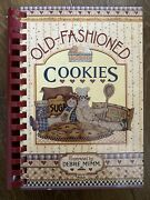 Vintage 2003 Old-fashioned Cookies Cookbook Recipes Cooking Cook Book