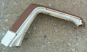 Oem 73-79 Ford F100-f350 Passenger Complete Drip Rail Assembly 1978-79 Bronco