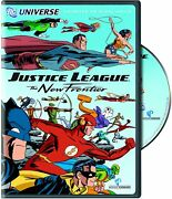 Justice League The New Frontier.