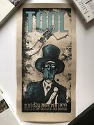 Tool Red Rocks 2010 Concert Poster Artist Proofs Matching Complete Set