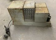 Vintage Rare Langevin 203a Preamp Tube Power Supply/rectifier