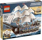 Lego Pirates Imperial Flagship 10210 New And Factory Sealed