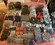 Inventory Lot For Sell Hand Bags Backpacks Makeup Plus More