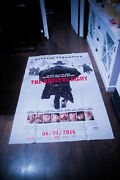The Hateful Eight 4x6 Ft French Grande Movie Poster Original 2016