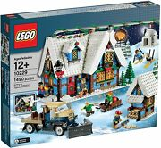 Lego Creator Expert Winter Village Cottage 10229 New And Factory Sealed