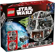Lego Star Wars Death Star 10188 New And Factory Sealed