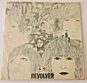The Beatles -revolver Lp --chile-- Mono--poly Wrap Cover