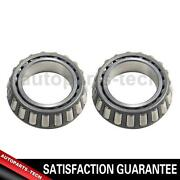 2x Centric Parts Front Inner Wheel Bearing And Race Set For Ford F-250 19731975