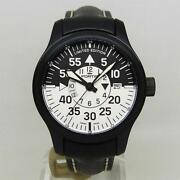 Fortis Watch 672.18.11 B-42 Freeger Gmt World Limited 2012 Automatic Sspvd)men