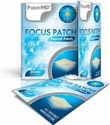 Patchmd Focus Plus Topical Patch 30 Brain Health Adhd Superior To Old Version