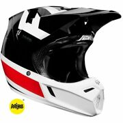 Fox V3 Preest Black Red Mx Offroad Motocross Mvrs Mips Adult Small 22144-017-s