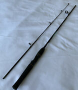 """Bass Pro Shops Classic 200 Series 5'6"""" 6-10lb Two Piece Casting Fishing Rod"""