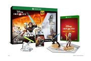 Disney Infinity 3.0 Edition Star Wars Starter Pack For Xbox One Standard Disc