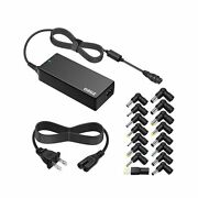 Zozo 90w Ac Universal Laptop Charger For Hp Dell Toshiba Ibm Lenovo Acer Asus...