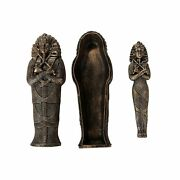 Pacific Giftware Ancient Egyptian Artifact Collectible King Tut Sarcophagus C...