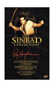 The Sinbad Collection 7th Voyage / Golden Voyage / Eye Of The Tiger