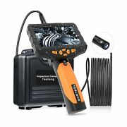 Teslong Inspection Camera 8mm Industrial Endoscope-borescope 16.4 Ft Cable...