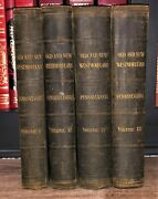 Old And New Westmoreland 1st Ed 1918 4 Volumes Scarce Pennsylvania Hardcover Set