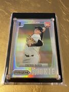 2012 Trevor Bauer Panini Prizm Silver Rookie Refractor Invest Now 📈🔥🔥🔥
