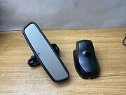 2010-2016 Land Range Rover Lr4 Rear View Glass Mirror Auto Dim And Homelink Oem