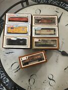 H.o. Scale Trains Vintage Antique New In Box Tyco Lionel Life Like Train Car